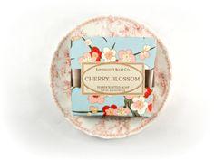 """NEW SOAP!...""""Cherry Blossom"""" Cold Process Soap:"""