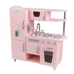 KidKraft Cucina Vintage Pink