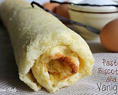Pasta Biscotto alla Vaniglia,ricetta