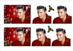 3d decoupage Elvis