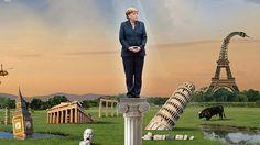 »Dialoge Zukunft. Visionen 2050« – Im Jahre 2050 sollen wir in einer bargeldlosen Multikulti-Gender-Welt leben, in der alle Nationen aufgelöst sind. Das ist die Vision, die von Angela Merkel …