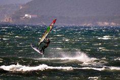 windsurfing sardinia alghero