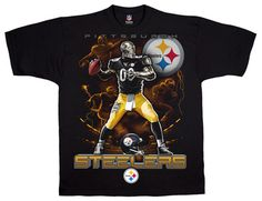 Steelers Quarterback - T-Shirt Pittsburgh Steelers Merchandise 84ebf7c62