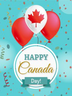 Send Free Canada Day Cards to Loved Ones on Birthday & Greeting Cards by Davia. It's free, and you also can use your own customized birthday calendar and birthday reminders. Canada Independence Day, Independence Day Wishes, Birthday Greeting Cards, Birthday Greetings, Canada Day Images, Birthday Card Drawing, Card Birthday, Birthday Reminder, Greetings Images
