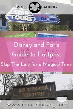 Visiting Disneyland Paris? Don't forget to plan your Fastpass strategy! Here's our guide to Fastpass at Disneyland Paris!