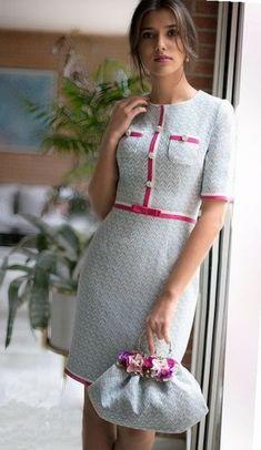 ПЛАТЬЯ как БИЗНЕСидея для женщины   модница   Яндекс Дзен