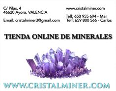 Tienda online de minerales Amethyst, Rocks, Minerals, Store