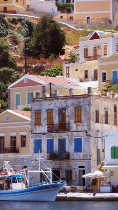 Symi Island, Dodekanissa, Greece