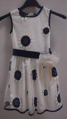 Sukienka dziecięca R5078 MIX 2-12