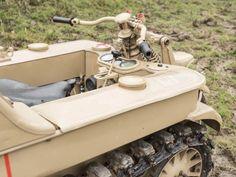 SdKfz 2 Kettenkrad