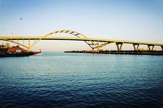hoan bridge. milwaukee series by njbrusk, via Flickr