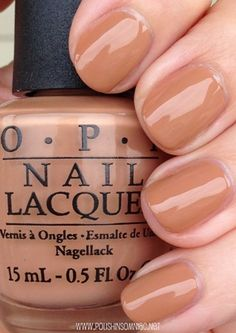 OPI Going My Way or Norway