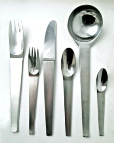 Aubock Amboss Flatware Service for 12