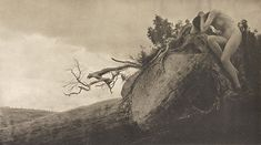 Anne Brigman was an American photographer. Brigman was one of two original California members of the art photography group the Photo-Secession, Straight Photography, Nude Photography, Vintage Photography, Fine Art Photography, Conceptual Photography, Photography Magazine, Edward Steichen, Alfred Stieglitz, Female Photographers