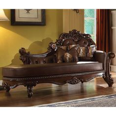 Found it at Wayfair - Vendome Chaise Lounge