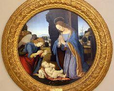 Lorenzo di Credi - Adorazione del bambino - 1500-1510 - Cenacolo di Fuligno, Firenze