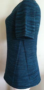 Ravelry: Symmetry in Motion pullover pattern by Vera Sanon