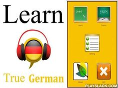 Learn German Conversation :AR  Android App - playslack.com ,  Learn German Conversation for arabic speakers - With pronunciation in Germanlearn Conversation in German in simple way Learn Conversation by basic phrases, simple and easyWith pronunciation Per sentencesthis free package with ads but full package with no adsMore than a thousand phrase in the German languageAll basic German sentences that you will need in your life and your transaction with peopleConversation sentences about the…