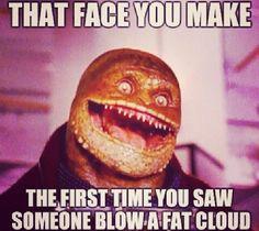 vmeme179 - Vape Meme - 3bvape.com Vape Memes, Ohms Law, Smokey Joe, Vape Shop, Vape Juice, Humor, Coffee Cake, First Time, Raspberry