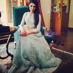 Amna Ilyas in Faraz Manan, (Source: shaadifashion), Pakistani Fashion pakistani wedding, designer bridal-wear, south asian fashion, desi bride