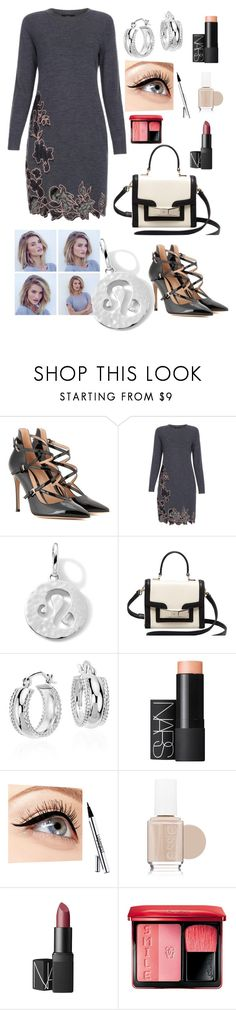 """""""Women"""" by izzie1800 ❤ liked on Polyvore featuring Gianvito Rossi, Paul Smith, Whiteley, Ippolita, Kate Spade, Blue Nile, NARS Cosmetics, Luminess Air, Essie and Guerlain"""