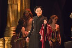 Linda Balgord as Madame Giry - Photo by Matthew Murphy