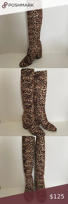 Sam Edelman Boots Animal Print Dyed Cow Hair Sz 8 Sam Edelman Shoes, Heeled Boots | Color: Animal Print Dyed Cow Hair | Size: 8  Haven't you heard?! Animal print is IN and these gorgeous animal print dyed cow hair boots by Sam Edelman are POPPIN! These fabulous boots are barely worn and still in beautiful condition. Feel free to ask questions and make an offer!  Real fur Dyed cow hair Fur origin: Vietnam Side zipper with toggle pull Sam Edelman Shoes Heeled Boots Sam Edelman Boots, Edelman Shoes, Shoes Heels Boots, Heeled Boots, Fashion Tips, Fashion Trends, Fashion Design, Vietnam, Cow