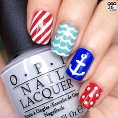 Instagram photo by twentysixnails  #nail #nails #nailart