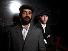 Electro Swing Revolution-Macher Johannes Heretsch & Wolfram Guddat