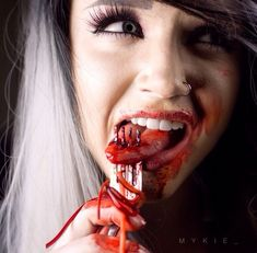 glam and gore sfx tumblr - Google Search