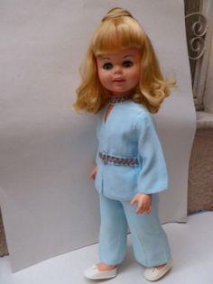 """""""Candy"""" doll by Estrela"""