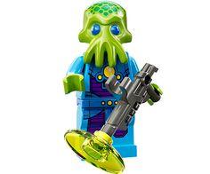 LEGO 8831 MINIFIGURES Series 7 #08 Galaxy Patrol Free shipping