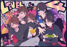 ガッチさん、フジ、キヨくん、レトさん、うっしー Manga, Death Note, The Beatles, Avatar, Anime, Japan, Drawings, Inspiration, Twitter