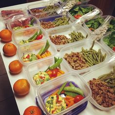 I am so proud of this meal prep...no plans to fail if you know what you have to do in order to succeed. On any day of the week you have to make it work... #fitness #health #cleaneating #process #truestory #LetsDoIt #goodtimes #goals #killem #eatclean #mealprepsunday #allweeklong by uchegirl
