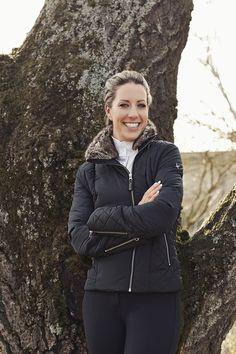 Charlotte Dujardin 2015/2016 collection at Kingsland Equestrian