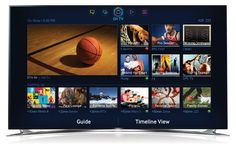 Samsung Ultra Slim Smart LED HDTV Model) HDTV with Micro Dimming: Best picture Refresh Rate: Best for general viewing, video games, action … 75 Inch Tvs, Tv Without Stand, Samsung Smart Tv, 3d Tvs, Tv Reviews, Thing 1, 4k Uhd, Models, Cyber Monday