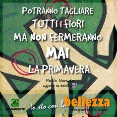 La bellezza secondo Pablo Neruda. E secondo te? http://www.legambiente.it/bellezza