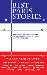 Submission for the Best Paris Stories cover contest!