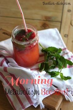 Morning Metabolism Booster Drink!.