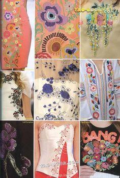 giftjap.info - Интернет-магазин | Japanese book and magazine handicrafts - TOP FASHION EMBROIDERY 2013 ss no.31