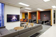 Mogo Financial offices by Evoke International Design Vancouver  Canada