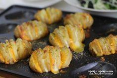 감자치즈구이~눈물나게 맛있는 간식만들기 Baby Food Recipes, Baked Potato, Recipies, Potatoes, Yummy Food, Baking, Ethnic Recipes, Wellness, Cook