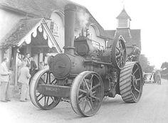 Old Warden, Bedfordshire. Steam Tractor, Agriculture Tractor, Tractor Mower, Old Tractors, Milton Keynes, Steamers, Unique Cars, Steam Engine, Trains