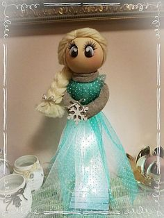 Lampada per cameretta Elsa