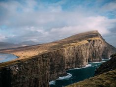 The Faroe Islands, beautiful, raw, simple. The perfect blend of stunning beauty and a simplistic lifestyle. Currently on my bucket list. Places In Europe, Places Around The World, Places To Visit, Around The Worlds, Hotel Secrets, Faroe Islands, Berg, Image Hd, Hiking Trails
