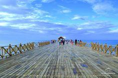 New Pier at La Ceiba