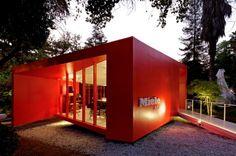 MIELE Light Box en Casacor Chile 2011 / Gonzalo Mardones Viviani.