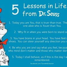 37 Dr. Seuss Quotes That Can Change the World | Perspective ...