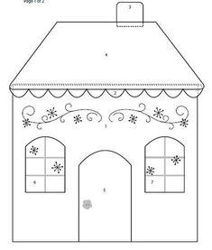 Bloco casinha | por Valéria G