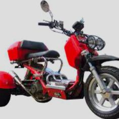 3 Wheel Scooter, Scooter 50cc, Gas Scooter, Motorcycle Gear, Bike, 3rd Wheel, Vehicles, Mopeds, Scooters